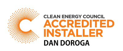 CEC Accredited Installer Dan Doroga