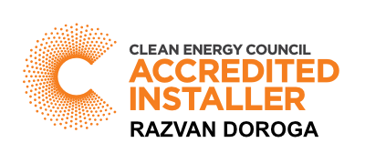 Razvan Doroga CEC Accredited Installer