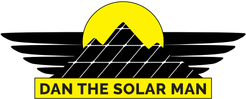 Dan the Solar Man Logo